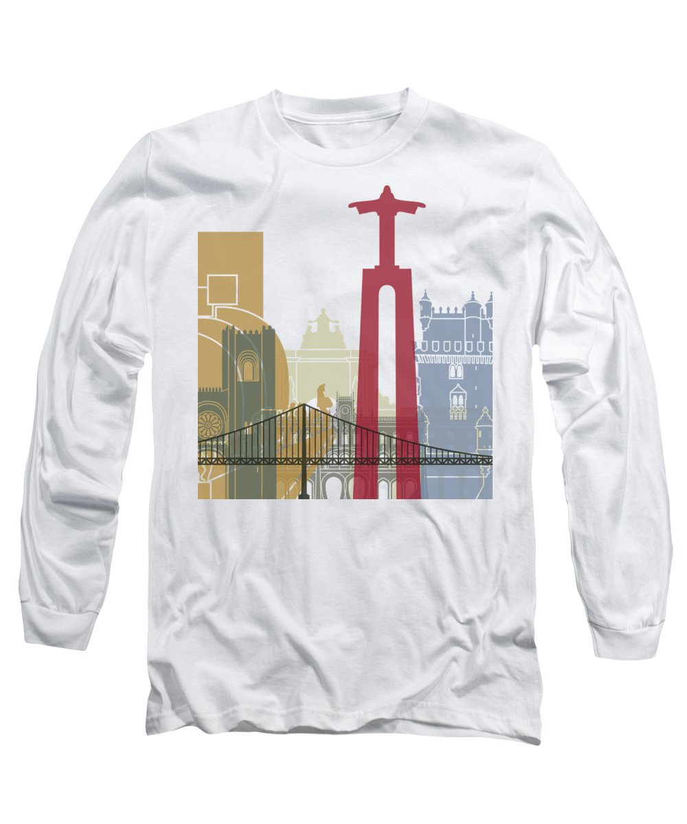 Portugal Long Sleeve T-Shirts