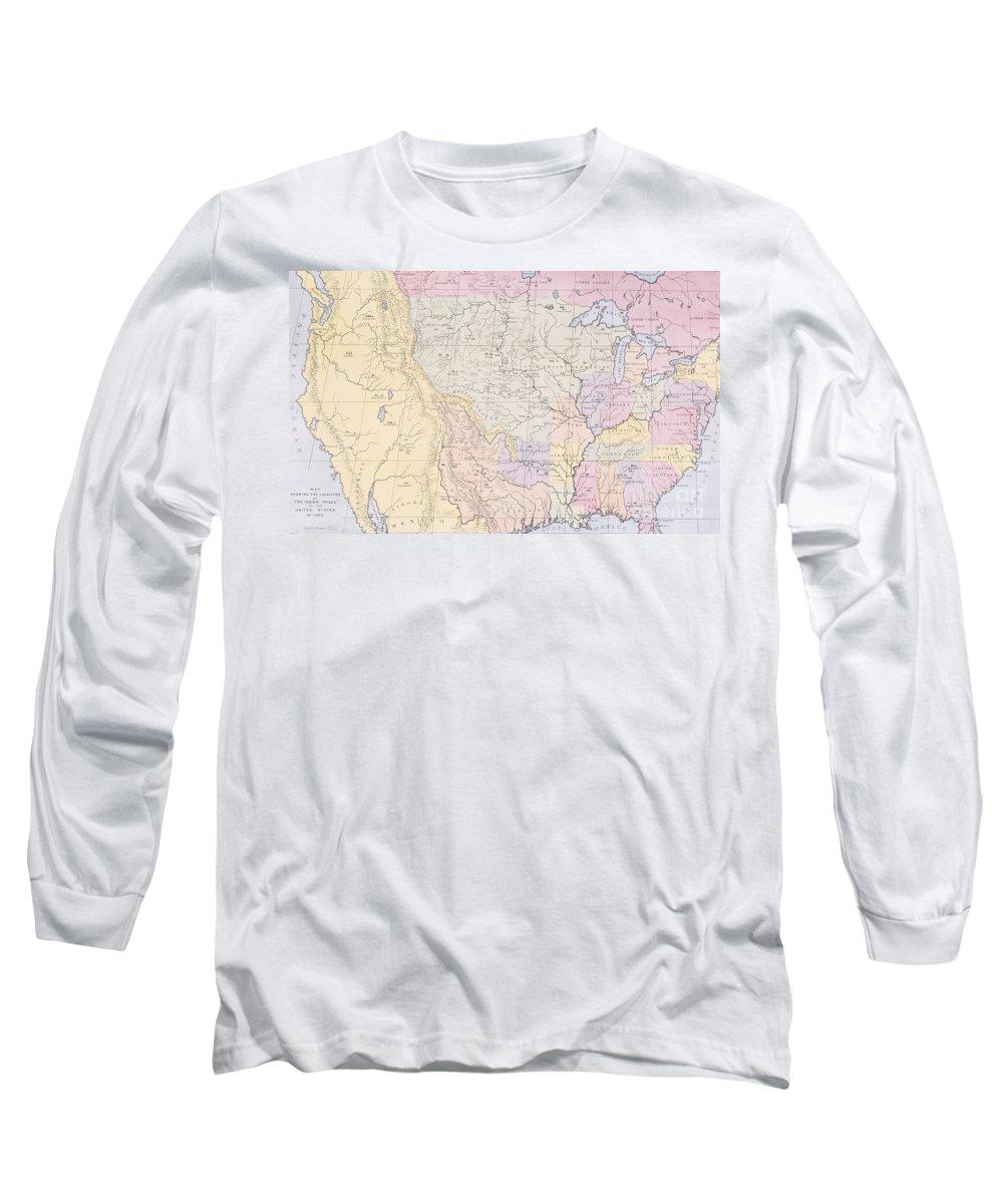 Kwakiutl Long Sleeve T-Shirts