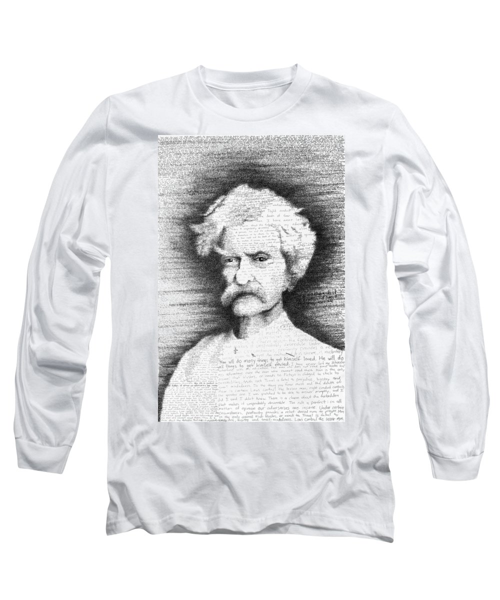 Impressionist Long Sleeve T-Shirts