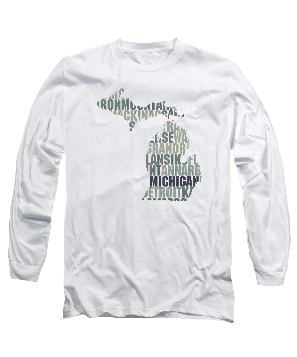 Michigan State Long Sleeve T-Shirts