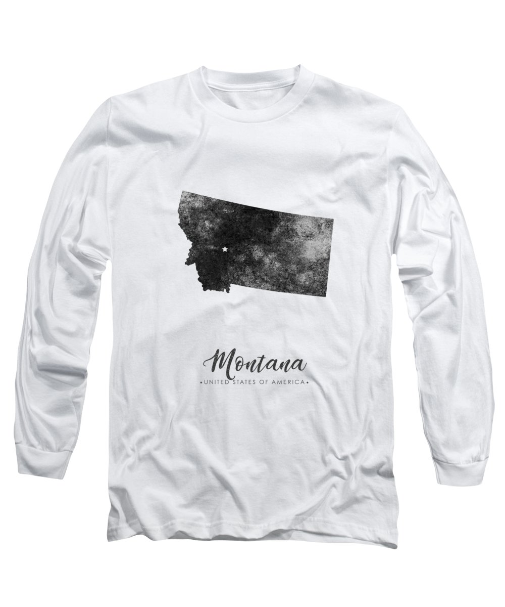 Montana Long Sleeve T-Shirts