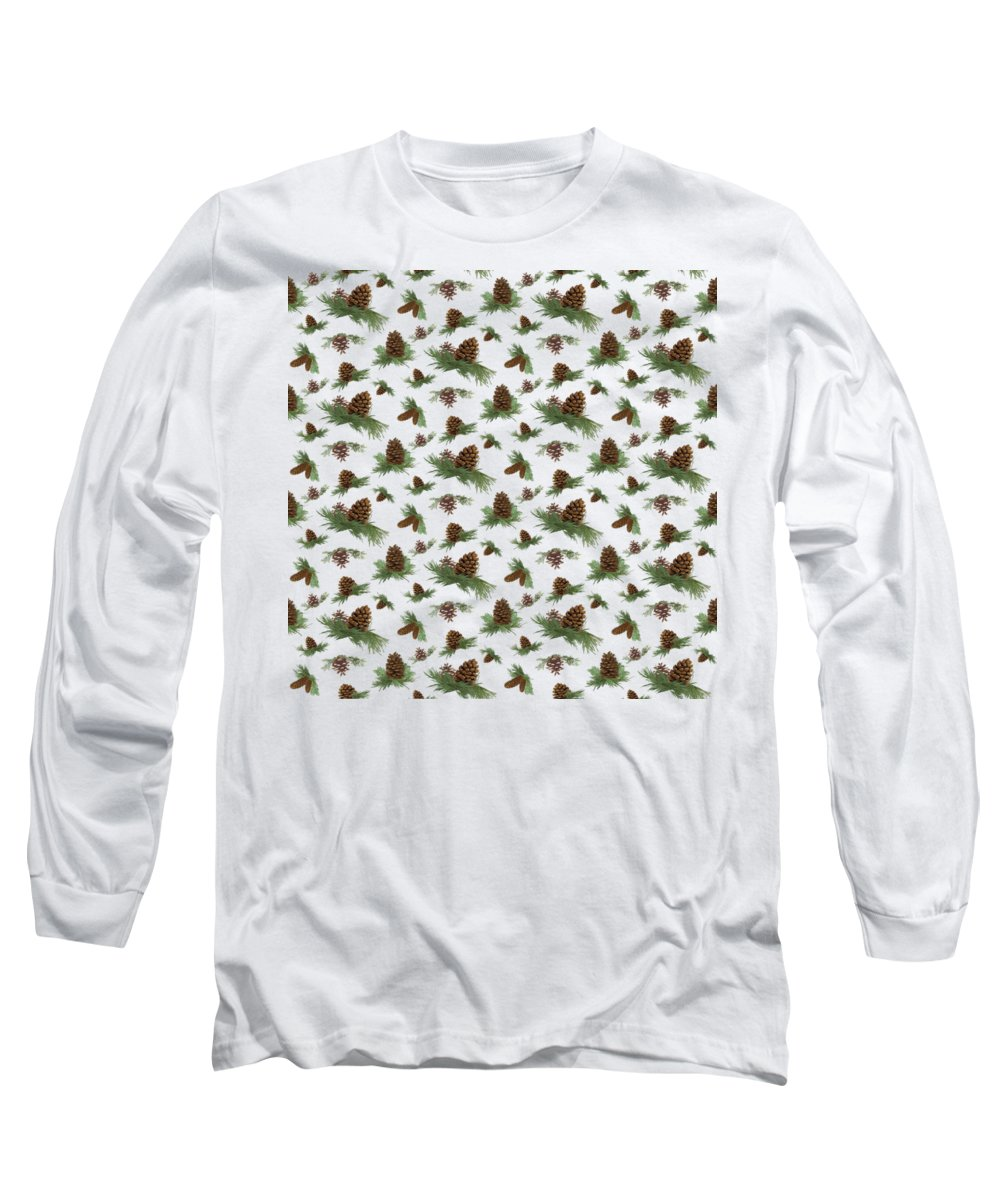 Fall Foliage Long Sleeve T-Shirts
