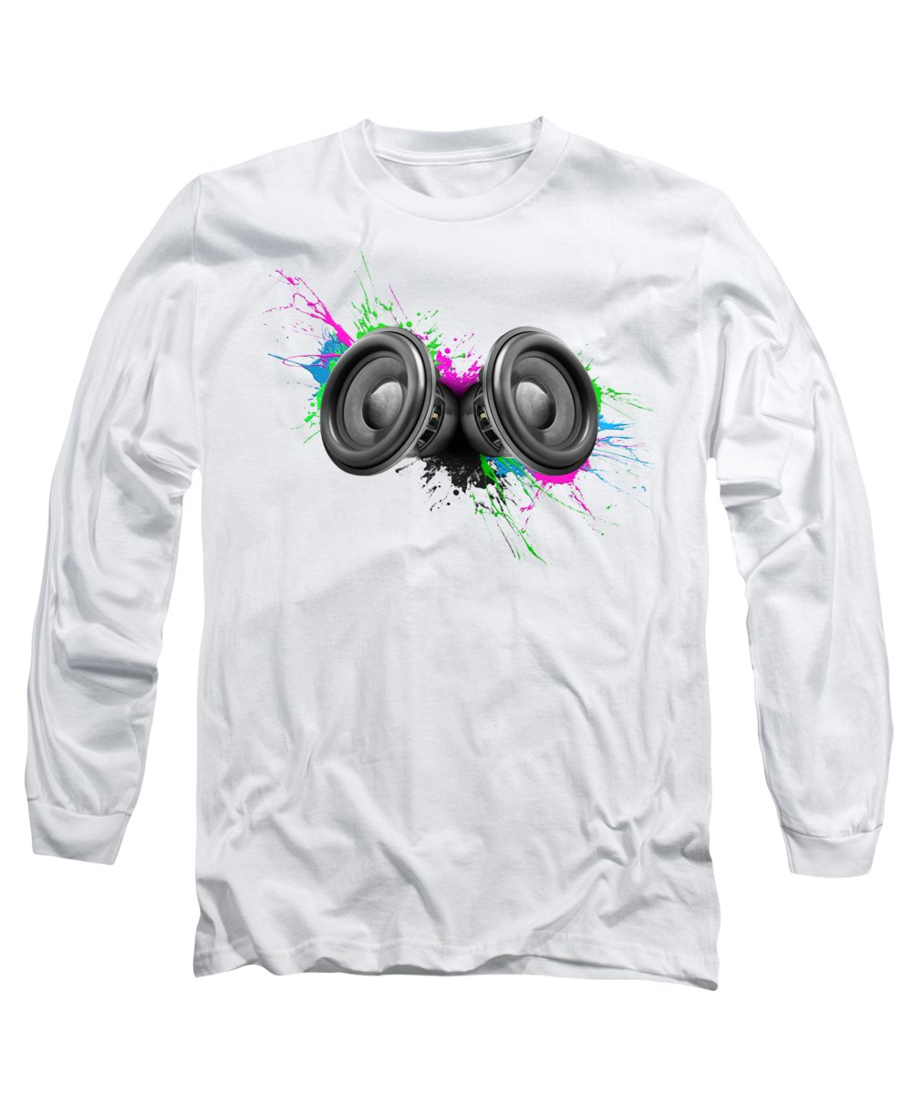 Background Long Sleeve T-Shirts