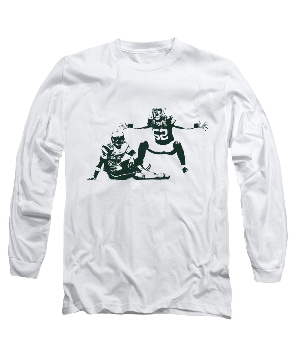Clay Long Sleeve T-Shirts