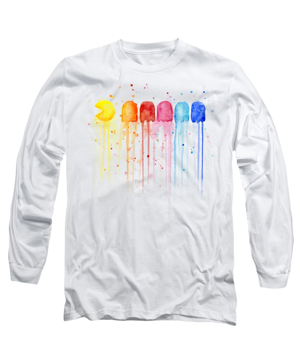 Video Game Long Sleeve T-Shirts
