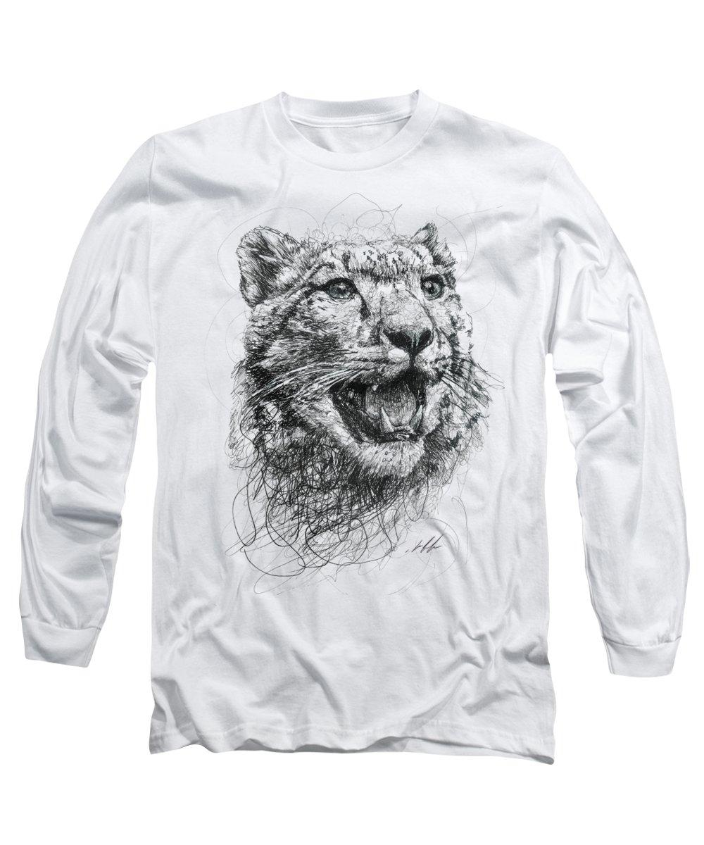 Leopard Long Sleeve T-Shirts