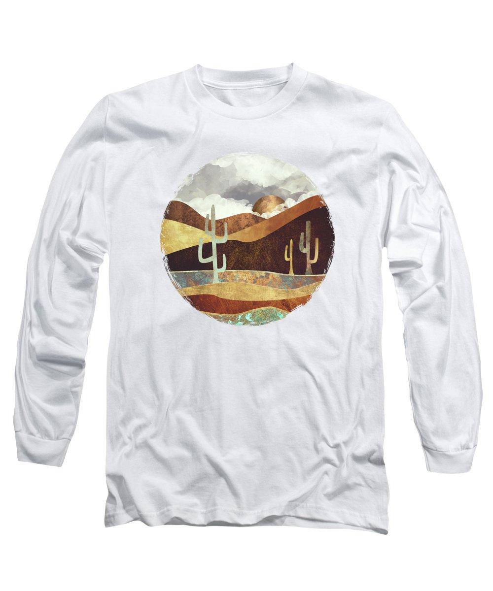 Desert Long Sleeve T-Shirts