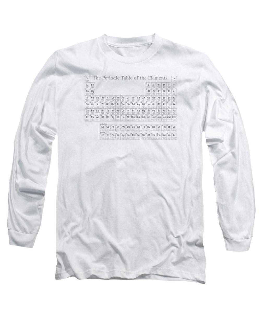 Table Long Sleeve T-Shirts