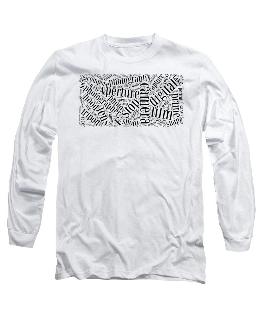 Developed Digital Art Long Sleeve T-Shirts