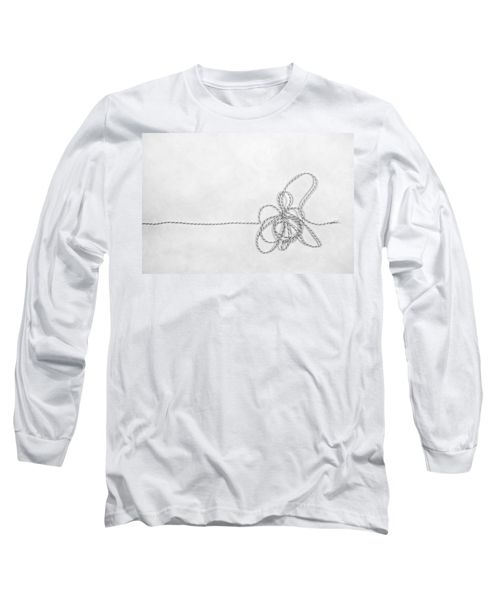 Scott Norris Photography Long Sleeve T-Shirt featuring the photograph Point A To Point B by Scott Norris