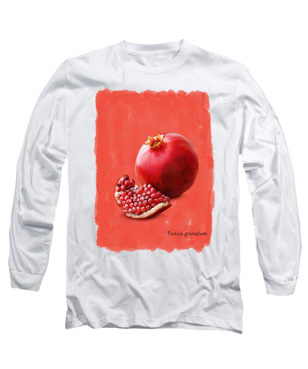 Herbs Photographs Long Sleeve T-Shirts