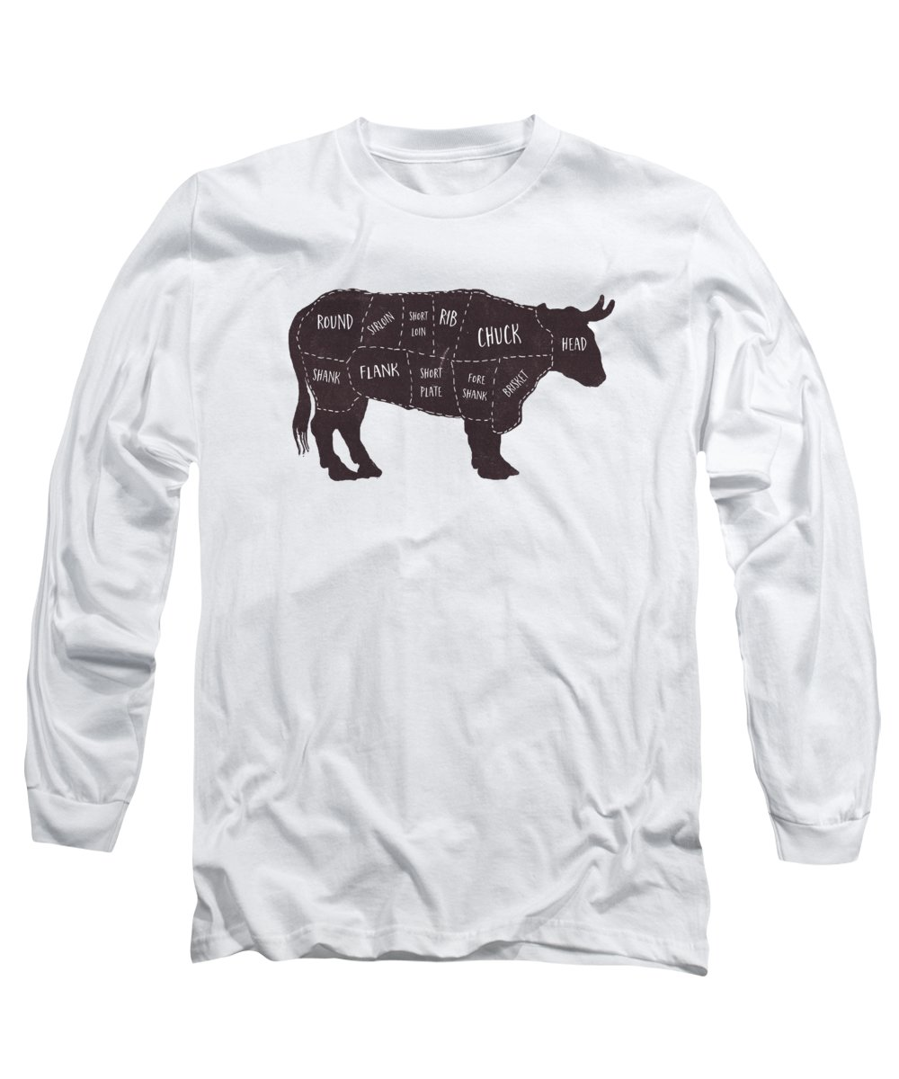 Cows Long Sleeve T-Shirts