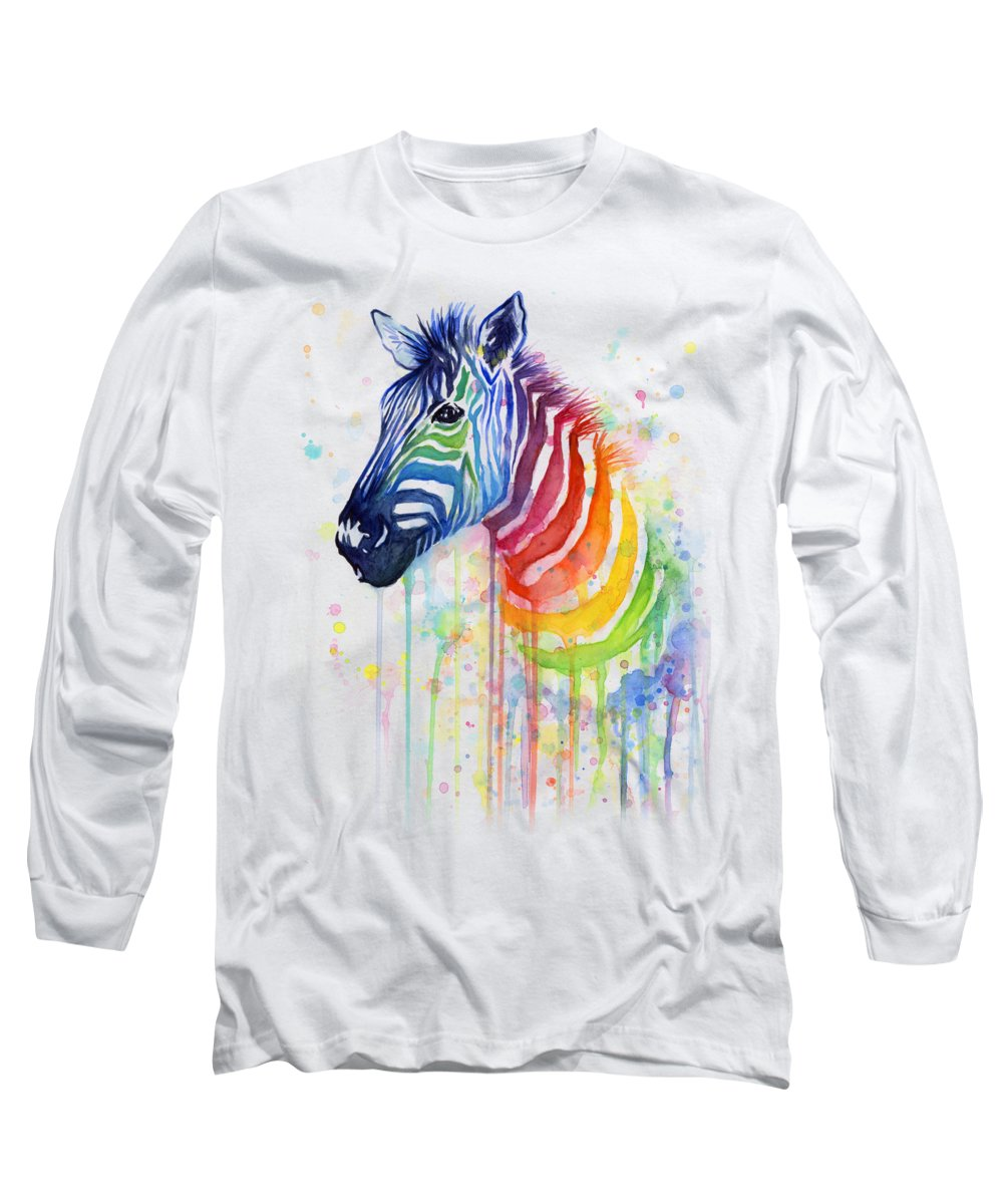 Colorful Long Sleeve T-Shirts