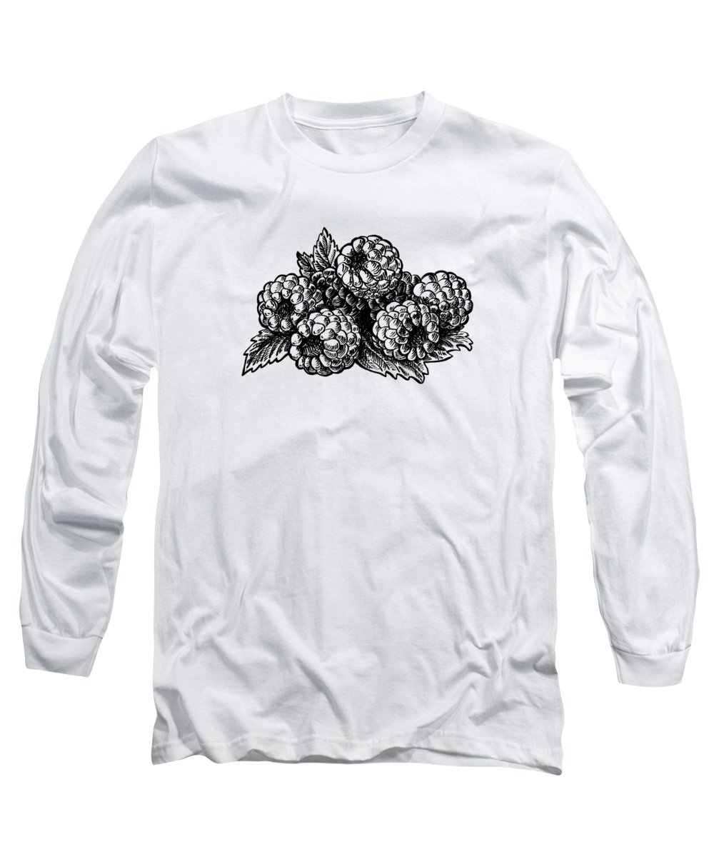 Lid Paintings Long Sleeve T-Shirts