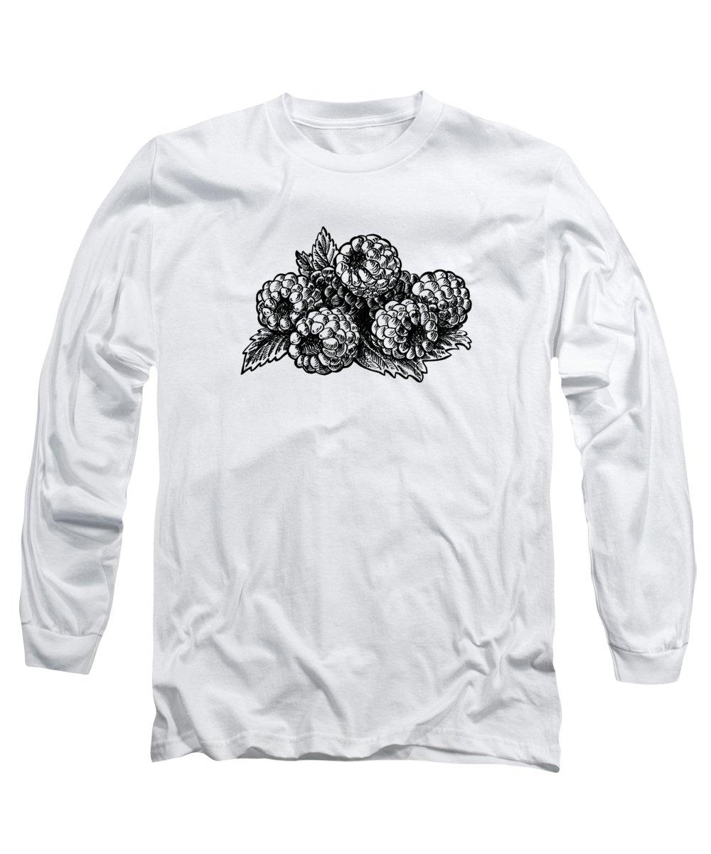 Yogurt Paintings Long Sleeve T-Shirts