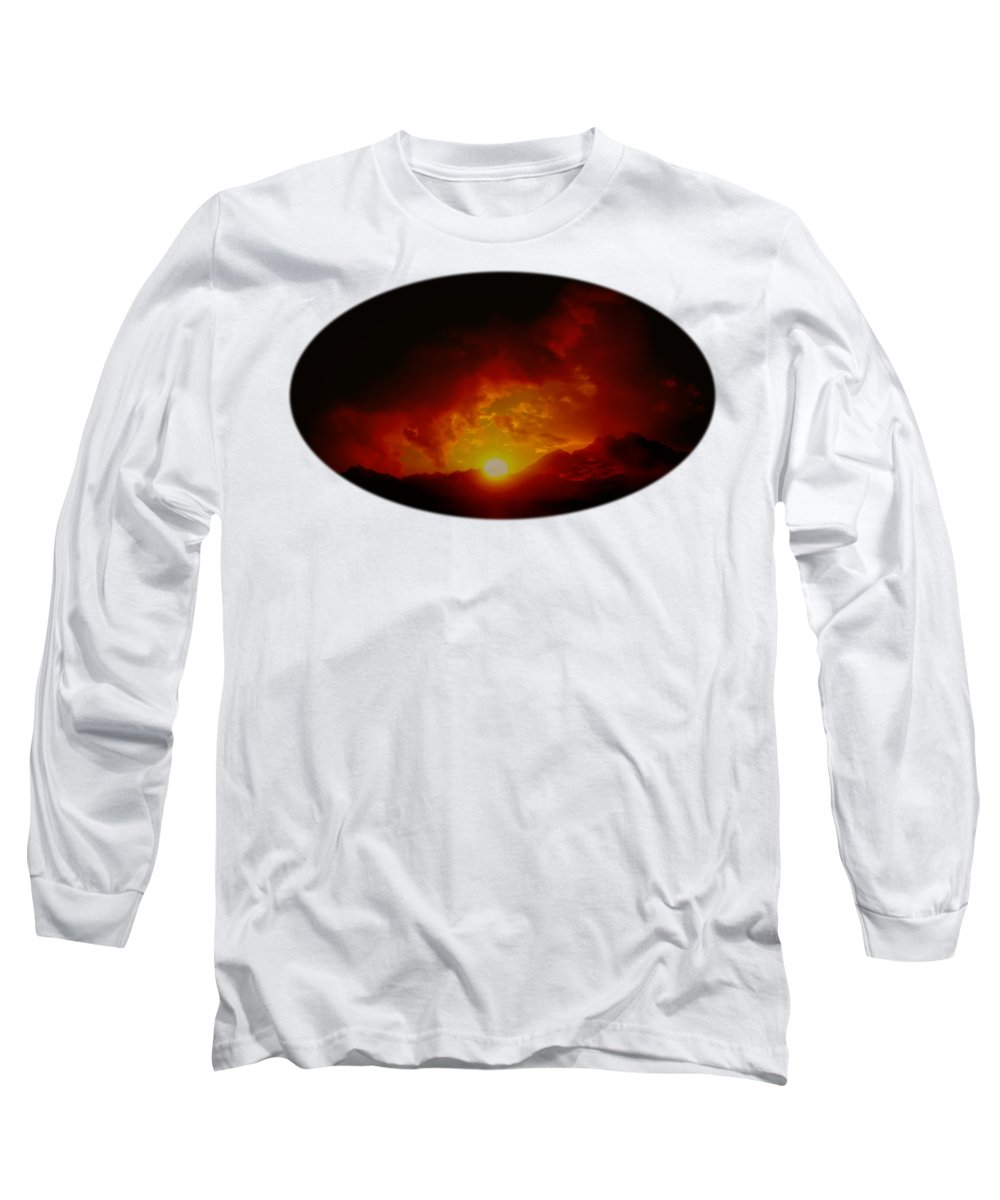 Skyscape Long Sleeve T-Shirts