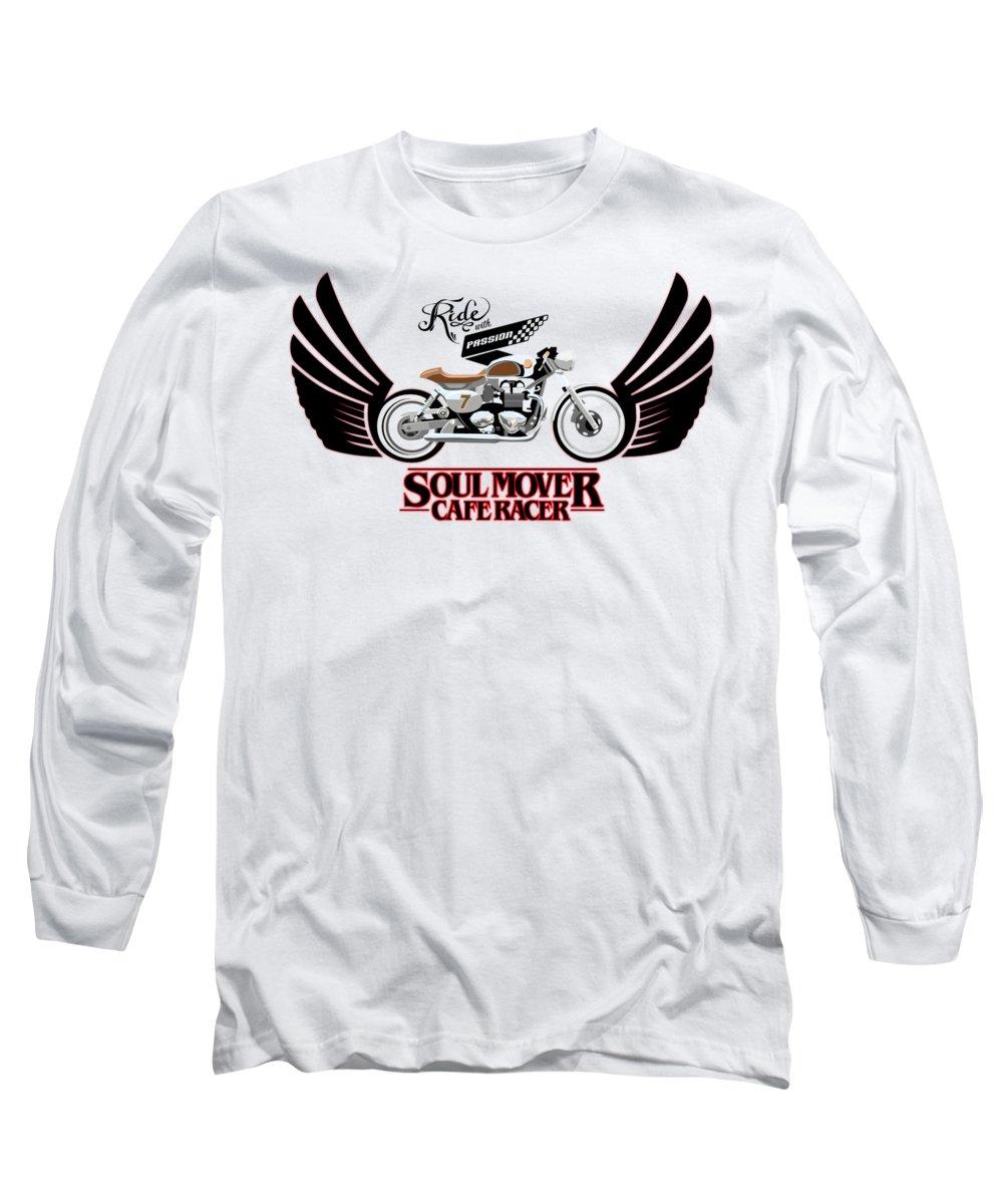Motor Long Sleeve T-Shirts