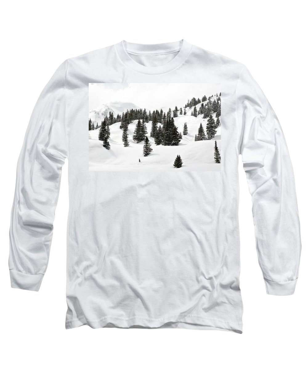 Rolling Hills Long Sleeve T-Shirt featuring the photograph Rolling Hills by Marilyn Hunt