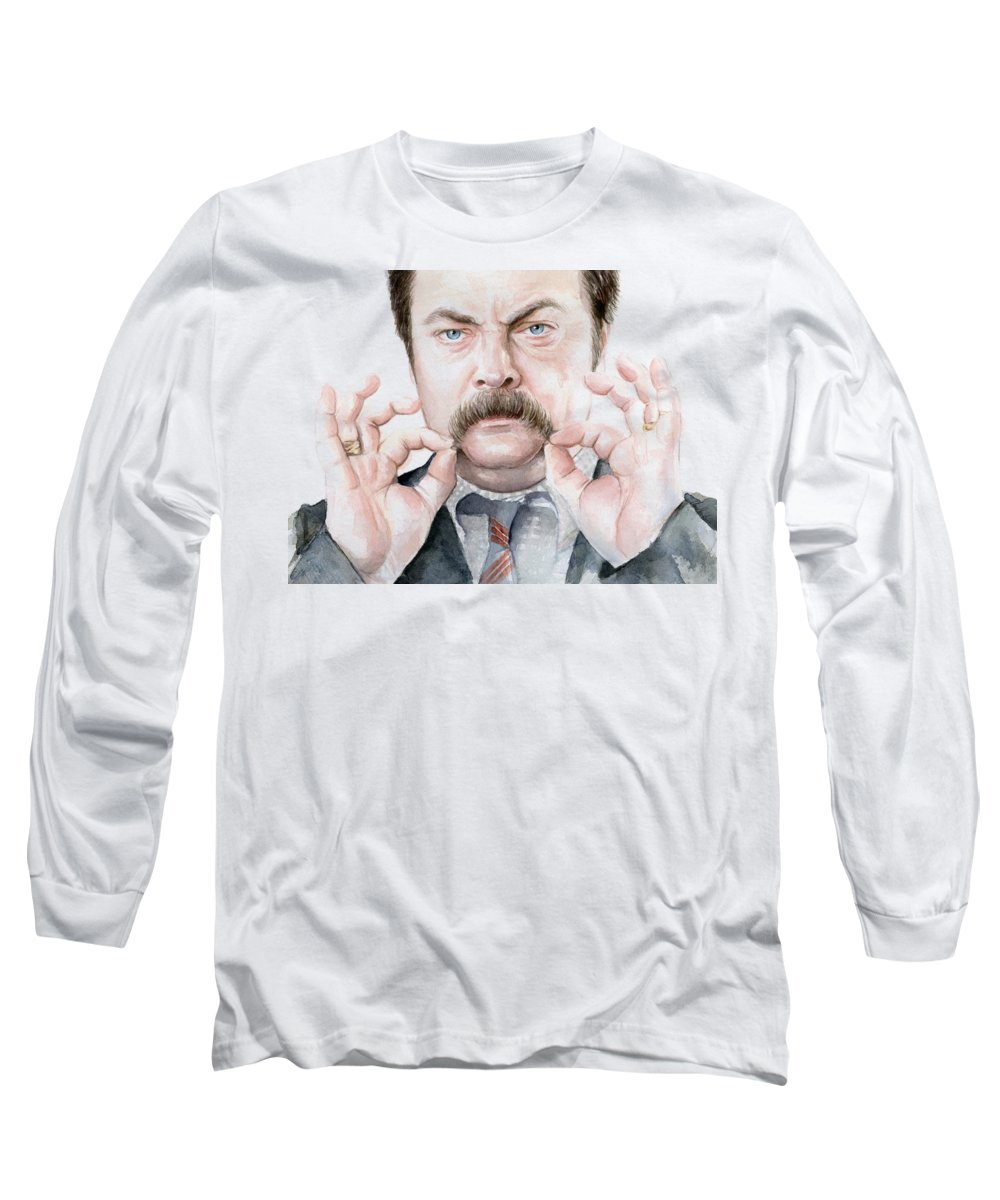 Comedy Long Sleeve T-Shirts