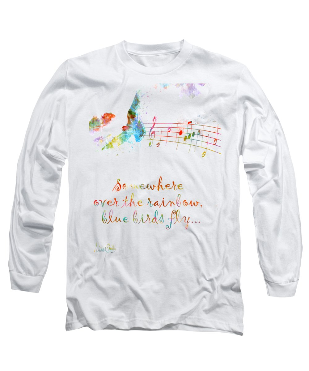 Wizard Long Sleeve T-Shirts