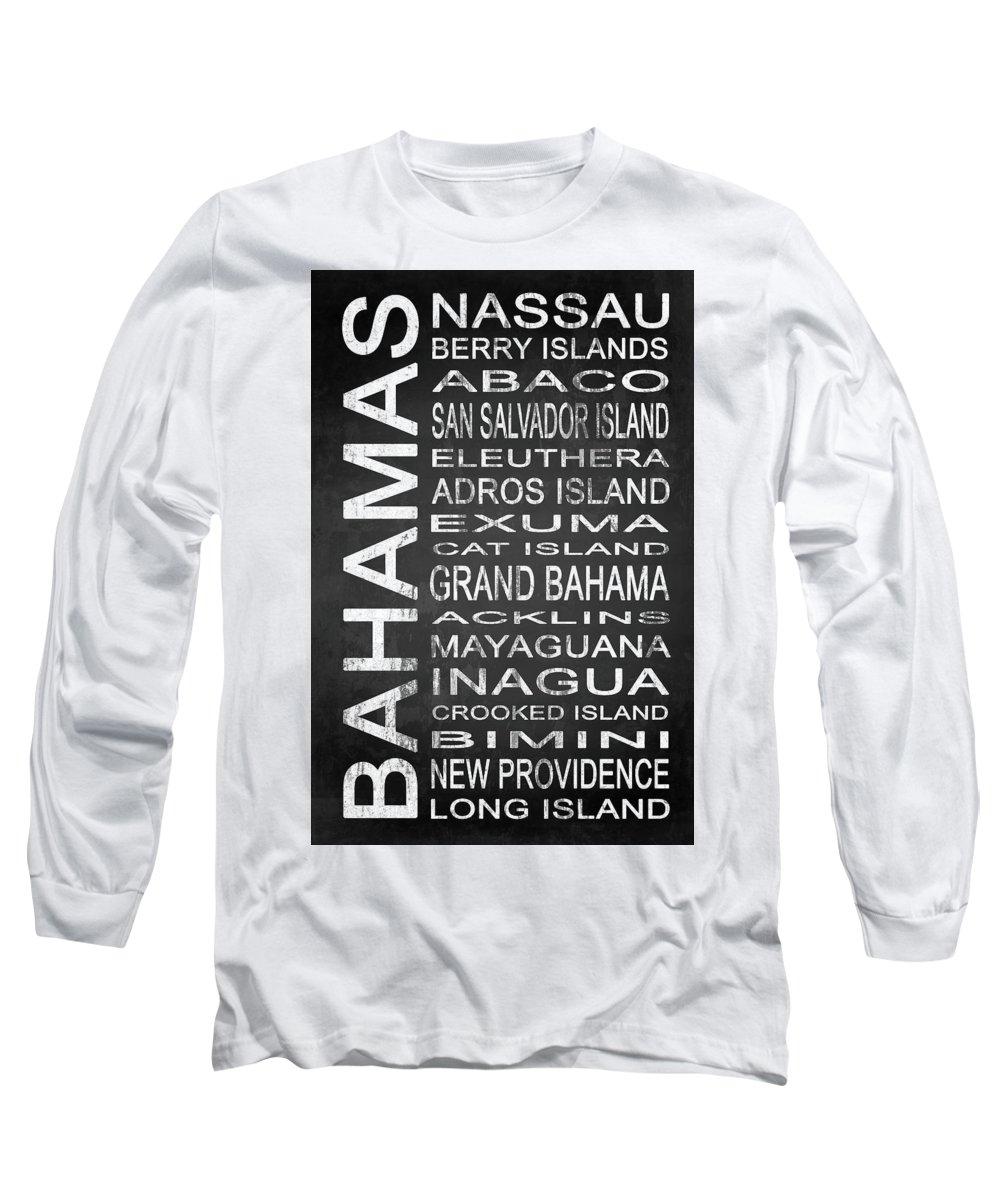 Eleuthera Art Long Sleeve T-Shirts