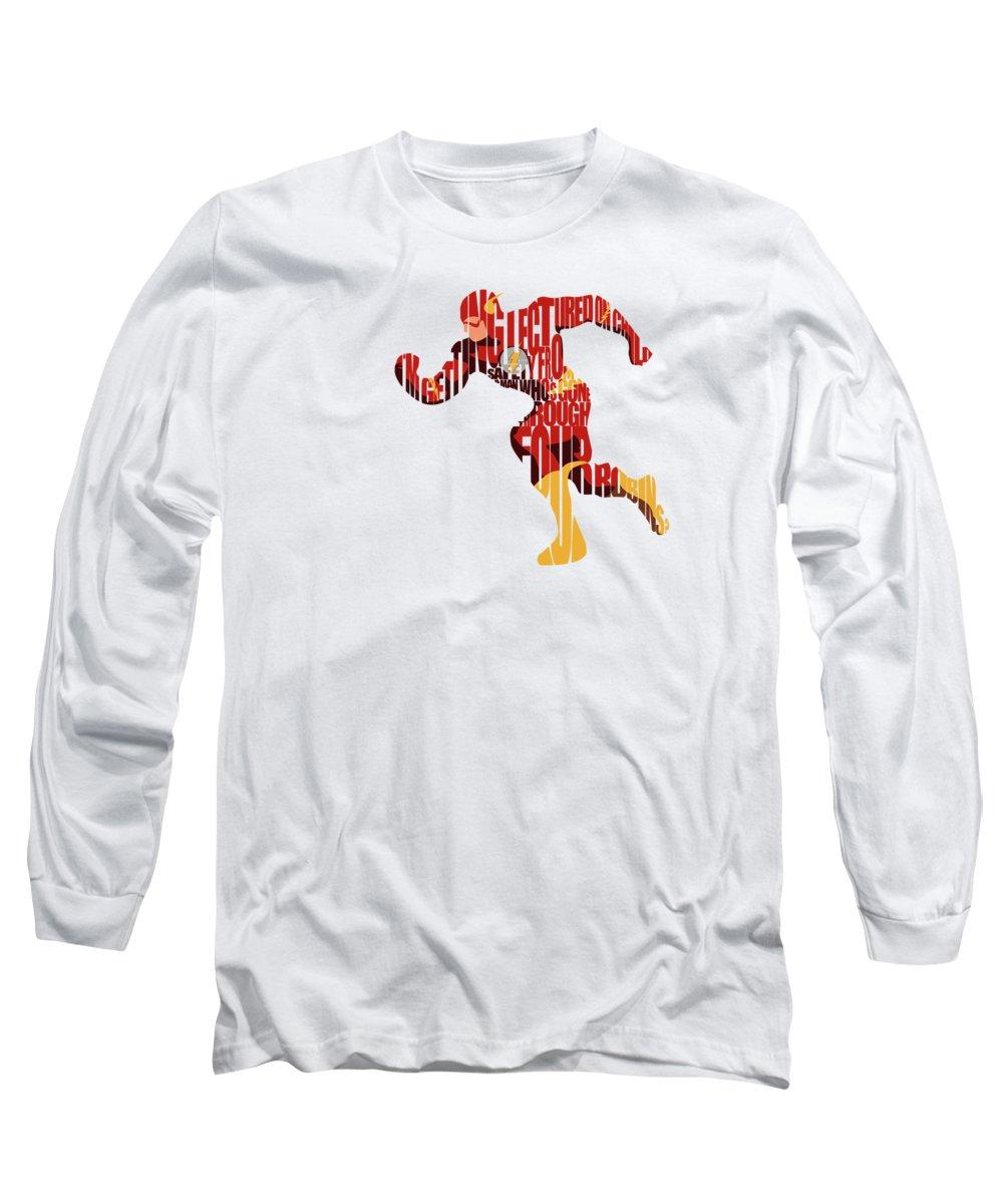 Flash Long Sleeve T-Shirts