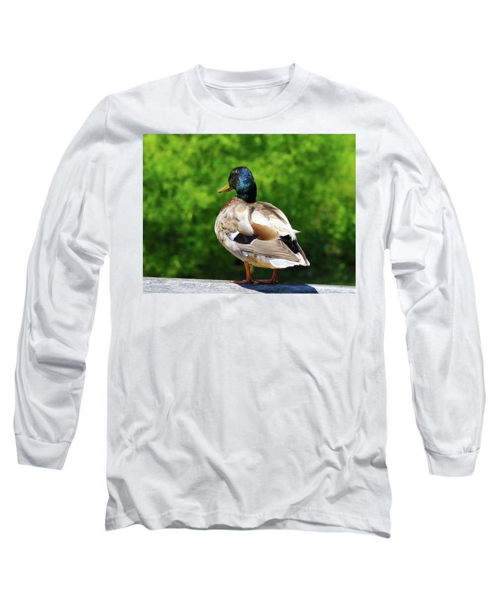 #tonyumanaphotography Long Sleeve T-Shirt featuring the photograph The Man by Tony Umana