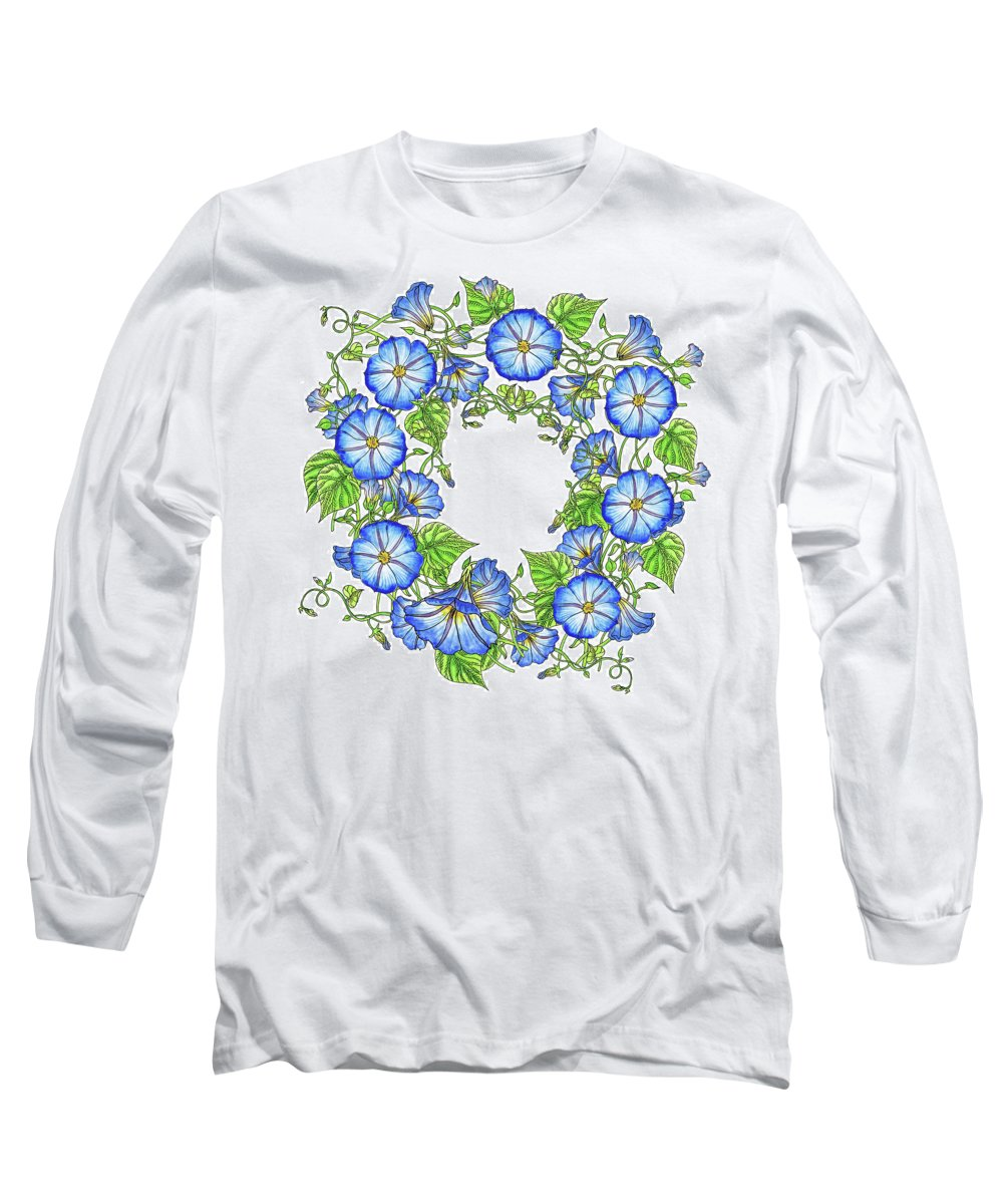 Samantha Long Sleeve T-Shirts