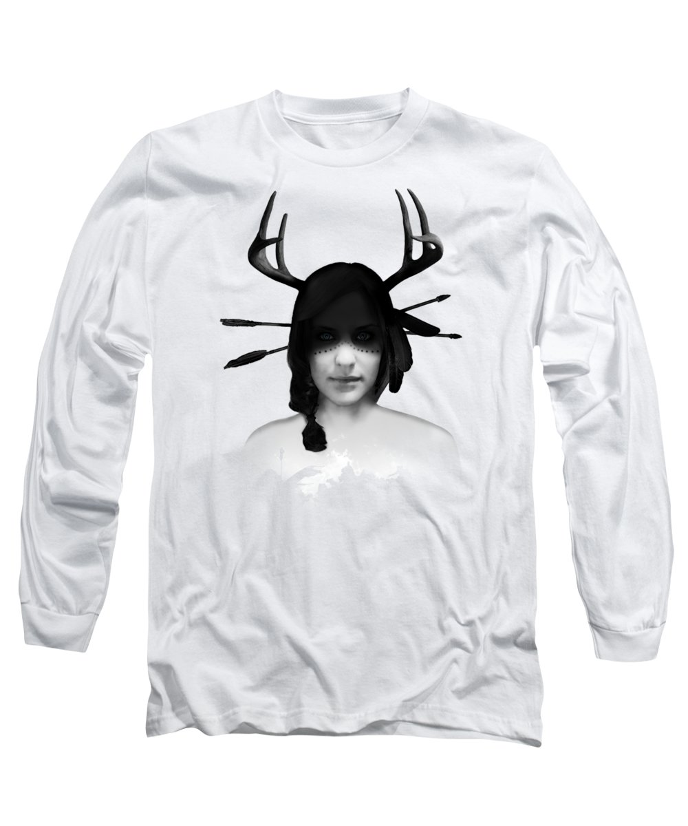 Woman Long Sleeve T-Shirts