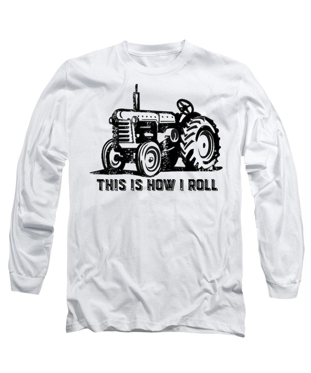 Rural Scenes Long Sleeve T-Shirts