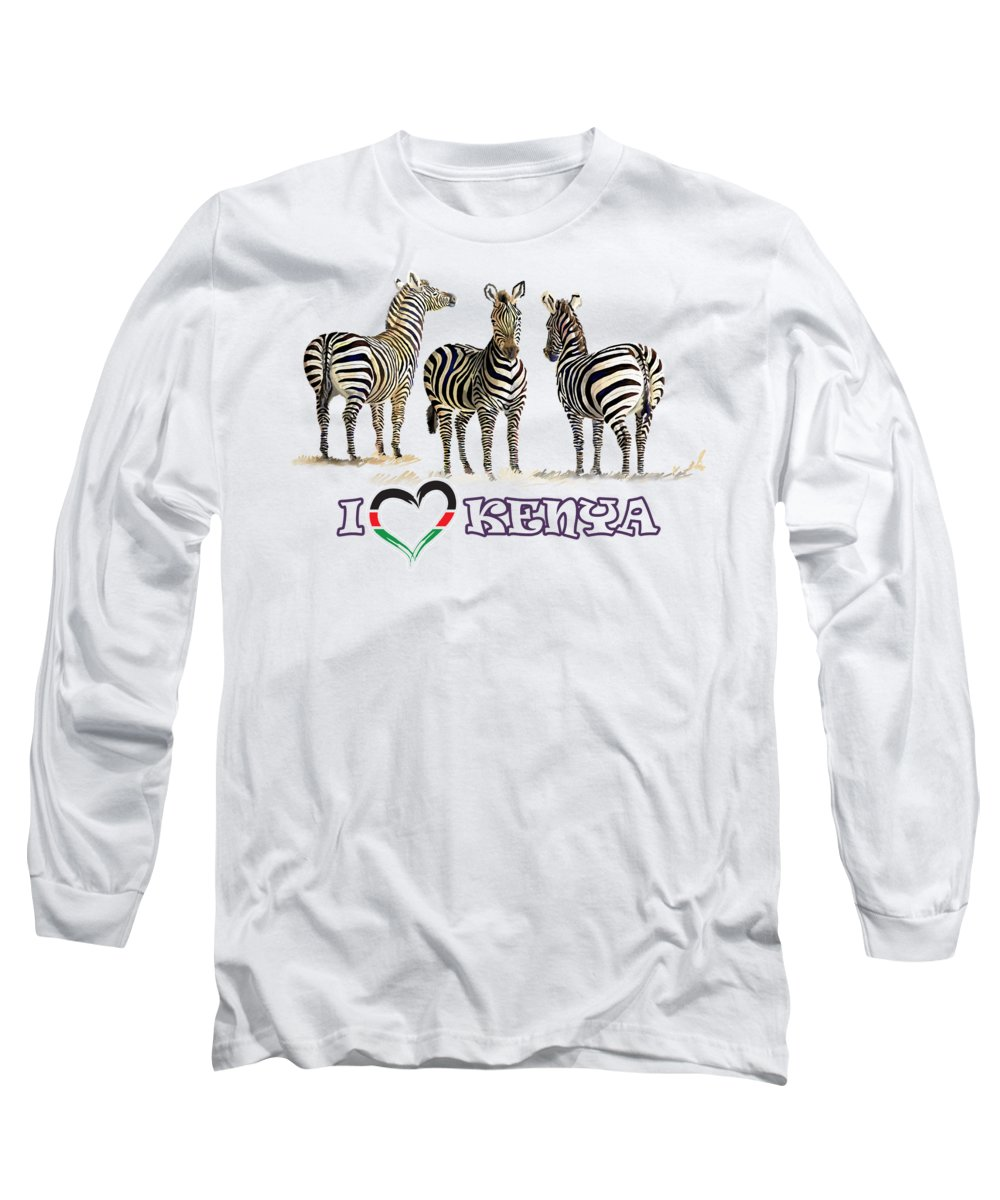 Arid Long Sleeve T-Shirts