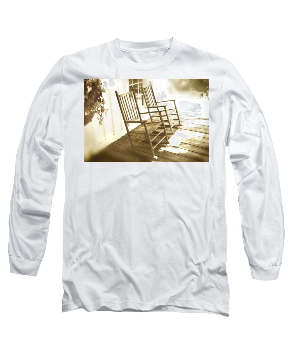 Together Long Sleeve T-Shirt featuring the photograph Together by Mal Bray