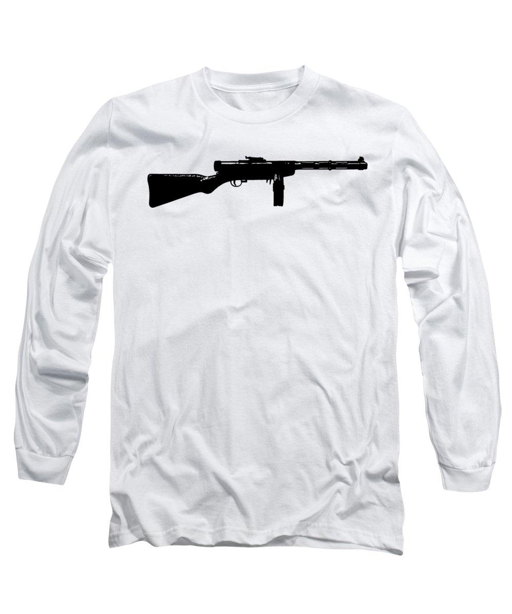 Roaring 20s Digital Art Long Sleeve T-Shirts