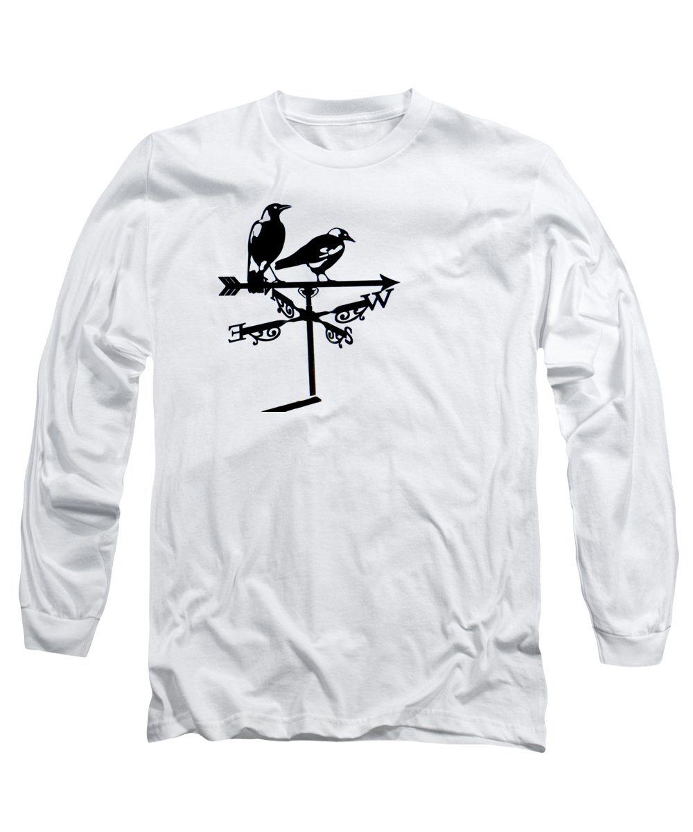 Magpies Long Sleeve T-Shirts