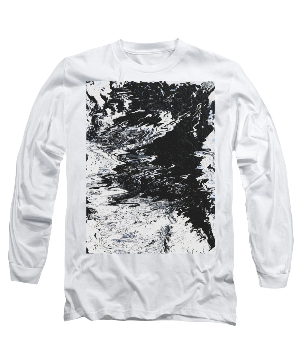 Fusionart Long Sleeve T-Shirt featuring the painting Victory by Ralph White