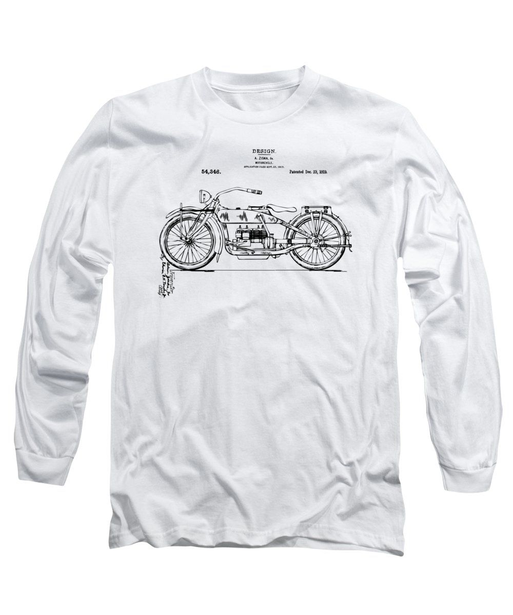Patent Office Long Sleeve T-Shirts