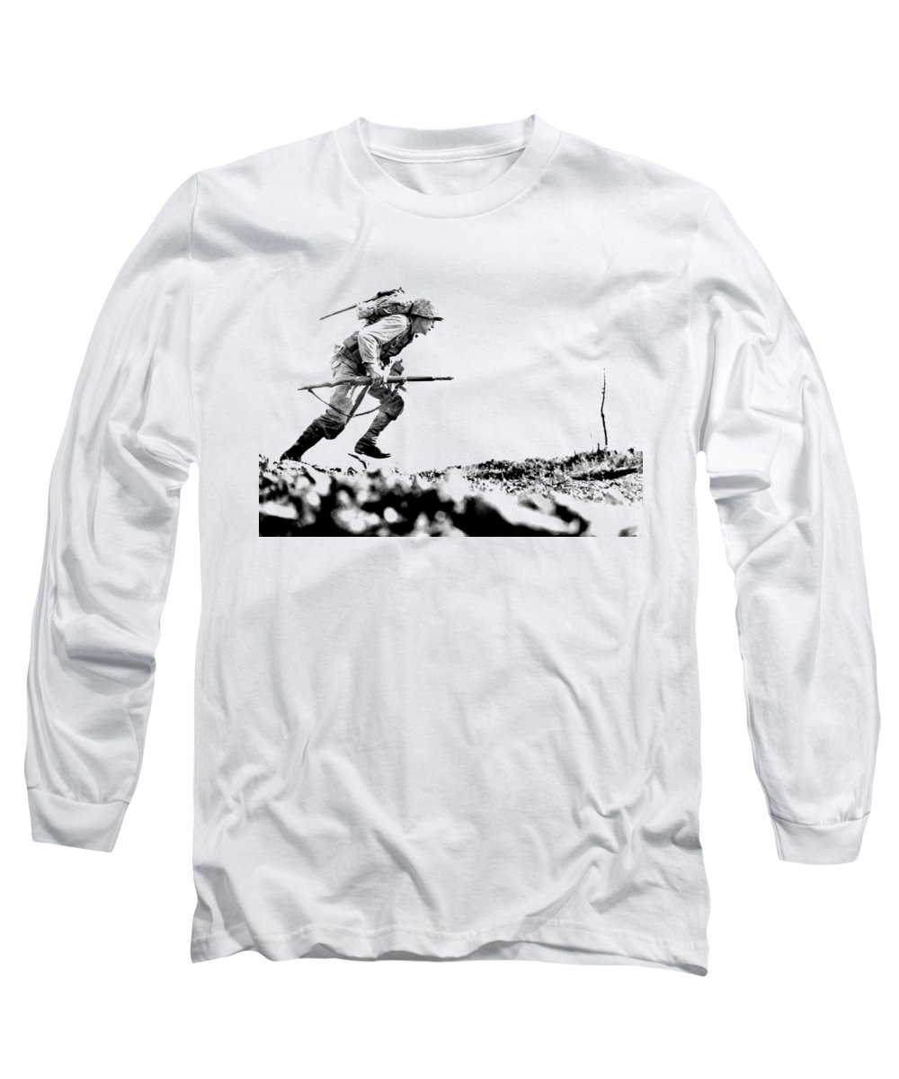 Death Valley Long Sleeve T-Shirts