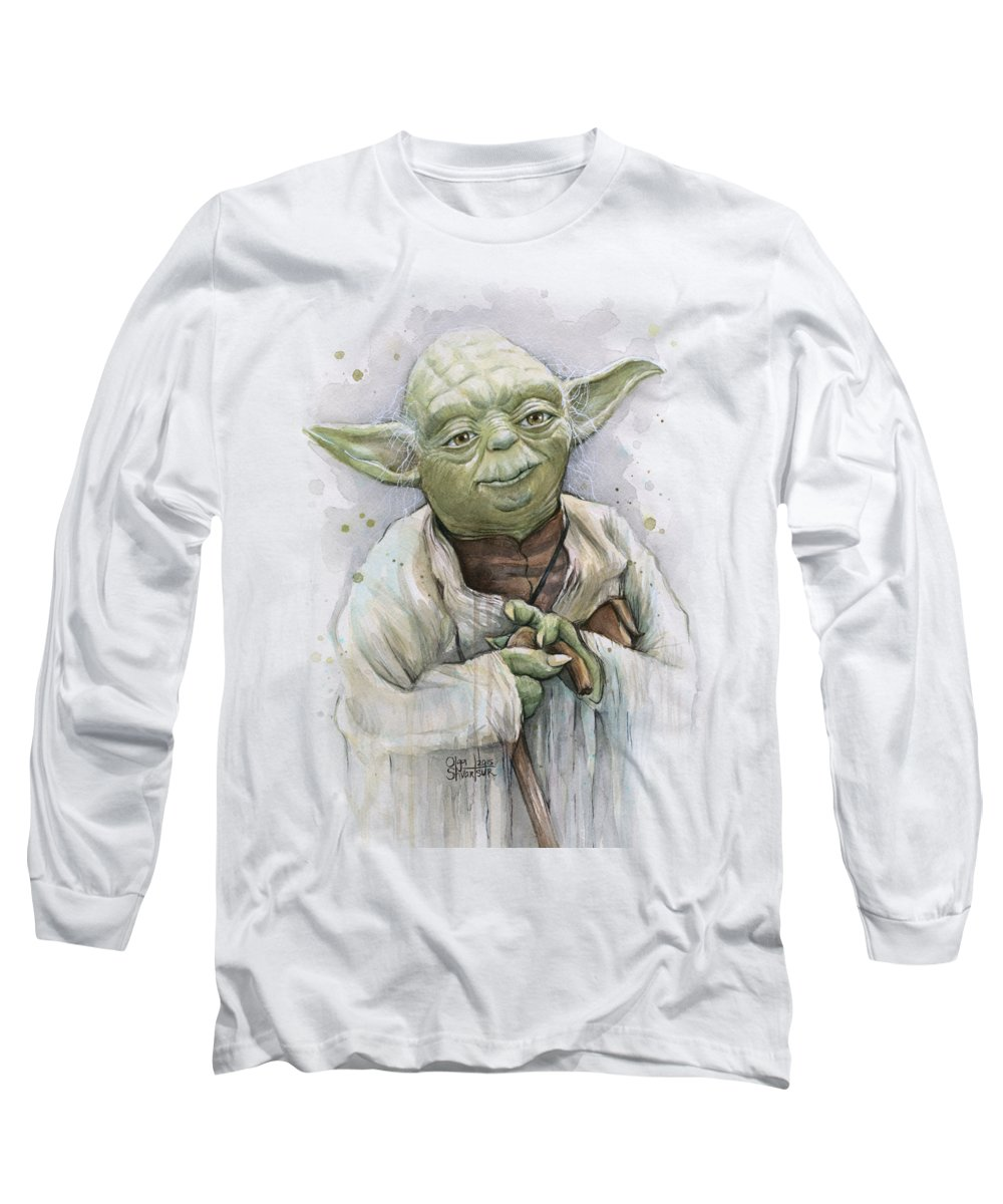 Jedi Long Sleeve T-Shirts