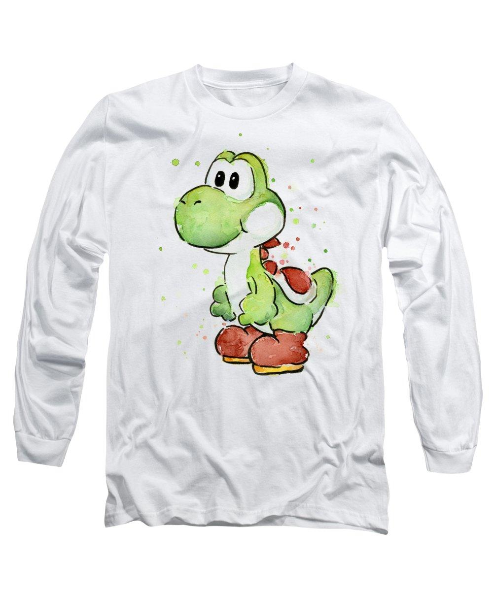 Dinosaur Long Sleeve T-Shirts