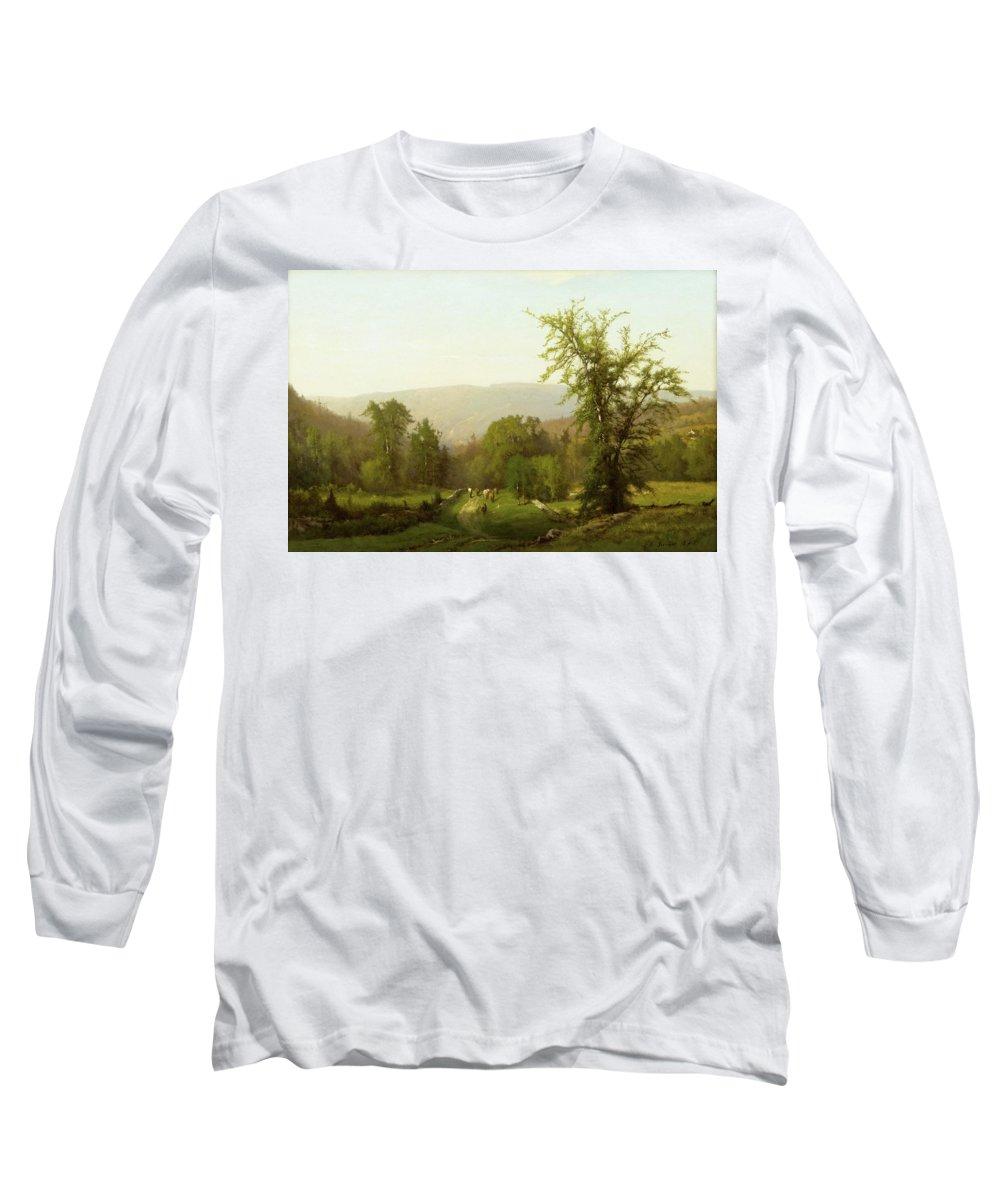 Adirondack Mountains Long Sleeve T-Shirts