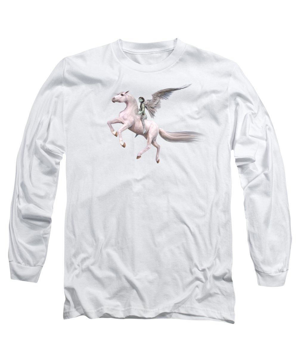Thoughtful Long Sleeve T-Shirts
