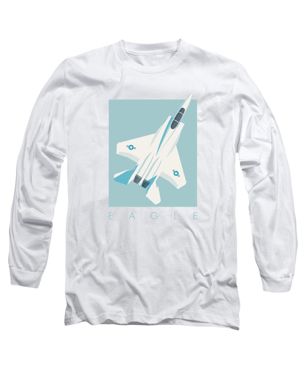 Plane Long Sleeve T-Shirts