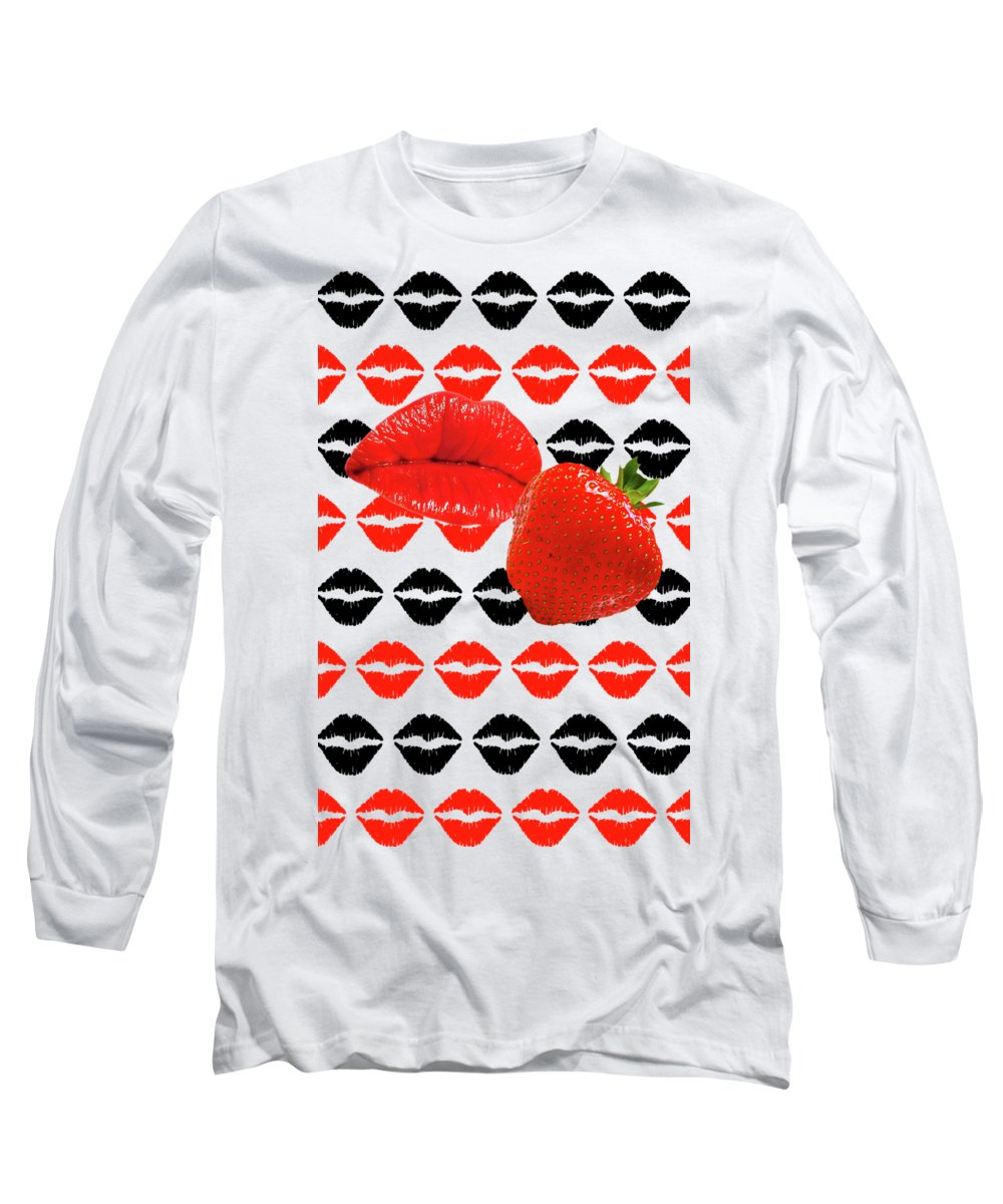 Passion Fruit Long Sleeve T-Shirts