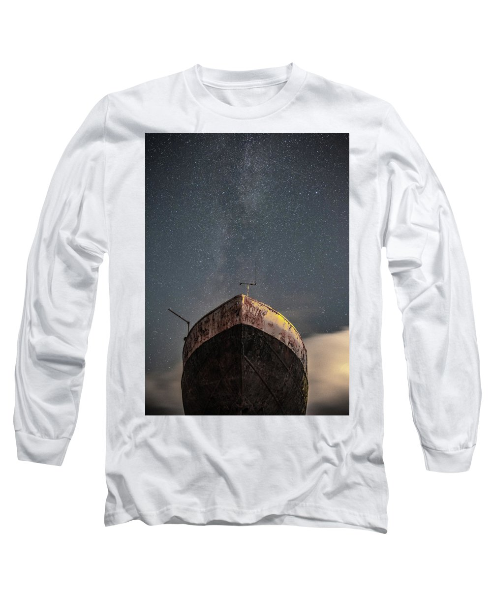 Astro Long Sleeve T-Shirts