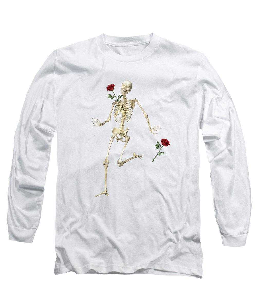 Human Interest Long Sleeve T-Shirts