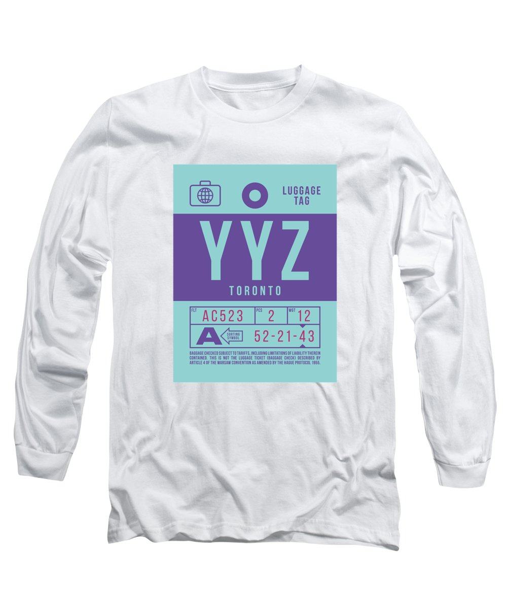 Canada Long Sleeve T-Shirts