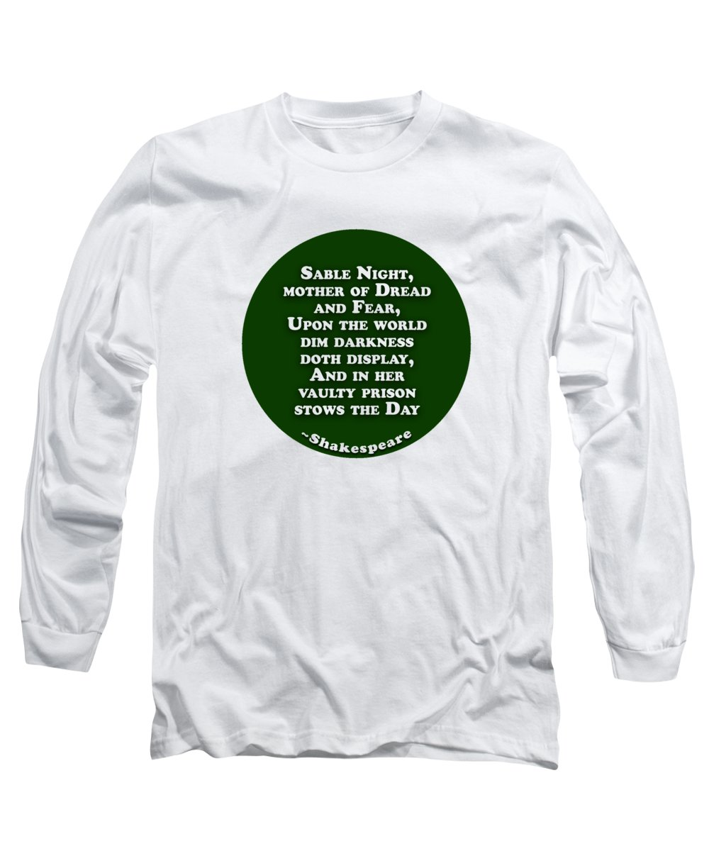 Mother And Daughter Long Sleeve T-Shirts