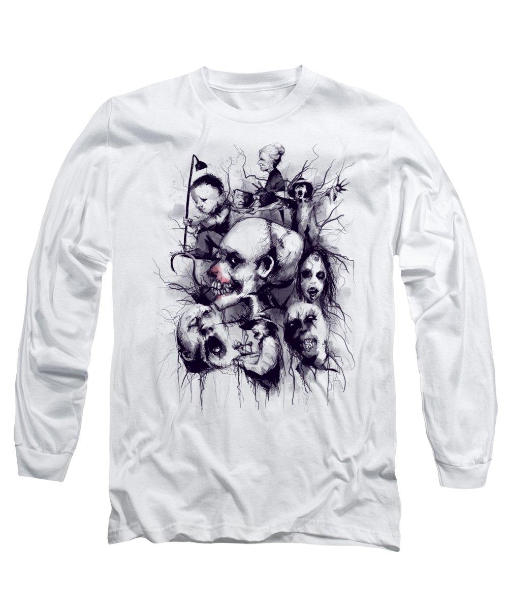 Hook Long Sleeve T-Shirts