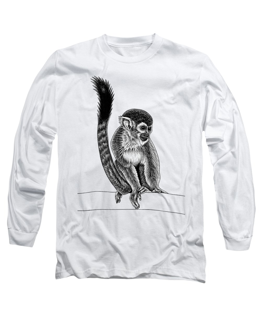 Furry Long Sleeve T-Shirts