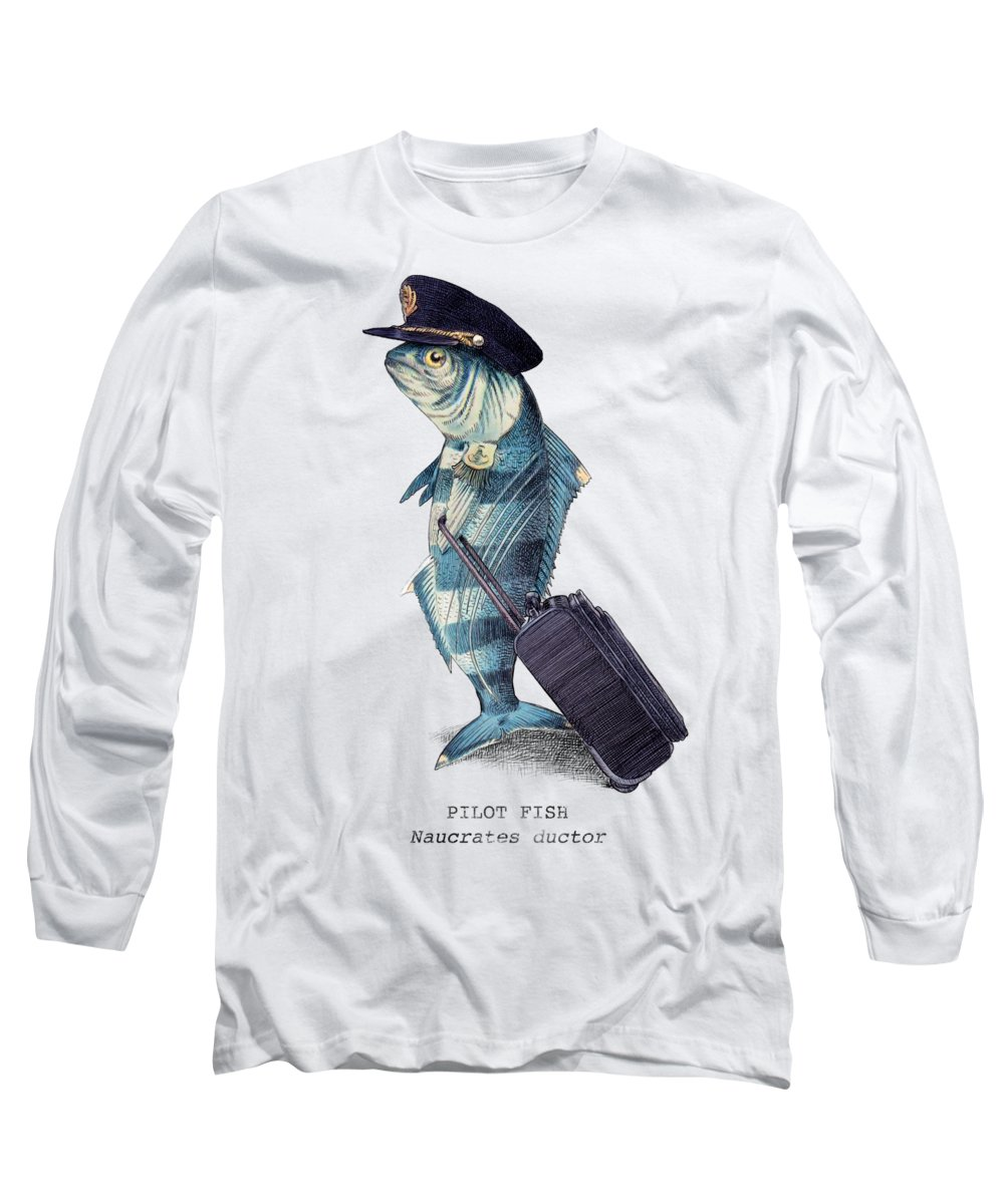 Travel Long Sleeve T-Shirts
